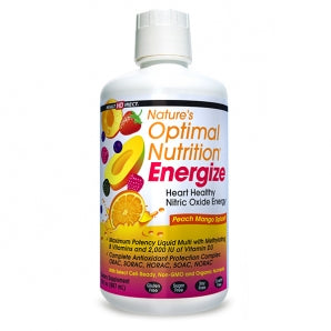 Natures Optimal Nutrition Energize, Multi Vitamin