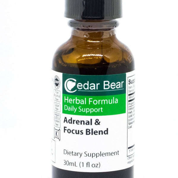 Adrenal & Focus Blend Fatigue Relief