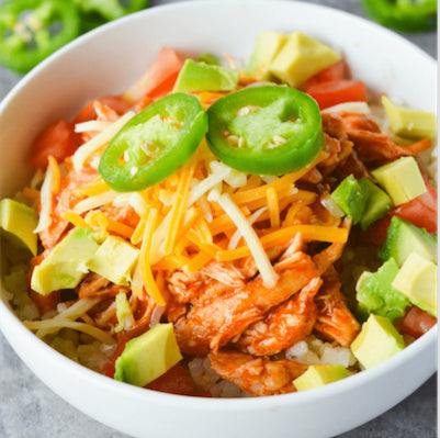 Keto Diet Meal Plan. Classic Mexican style without the grains. A meat, cheesy, spicy delight.