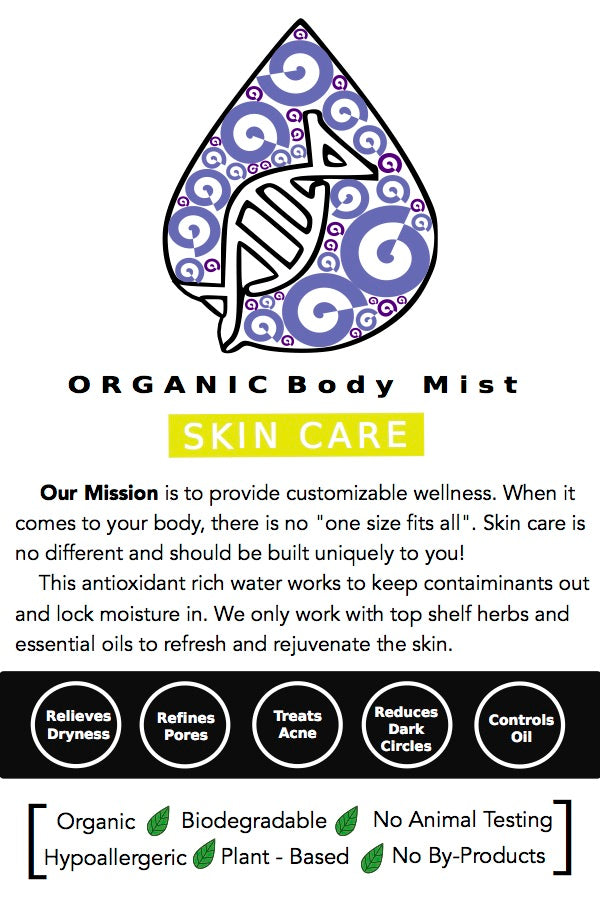 MIND MIST Skin Purity