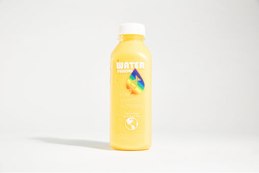Taste like that mall orange Julius but without the sugar. Get 24g protein and includes healthy fats