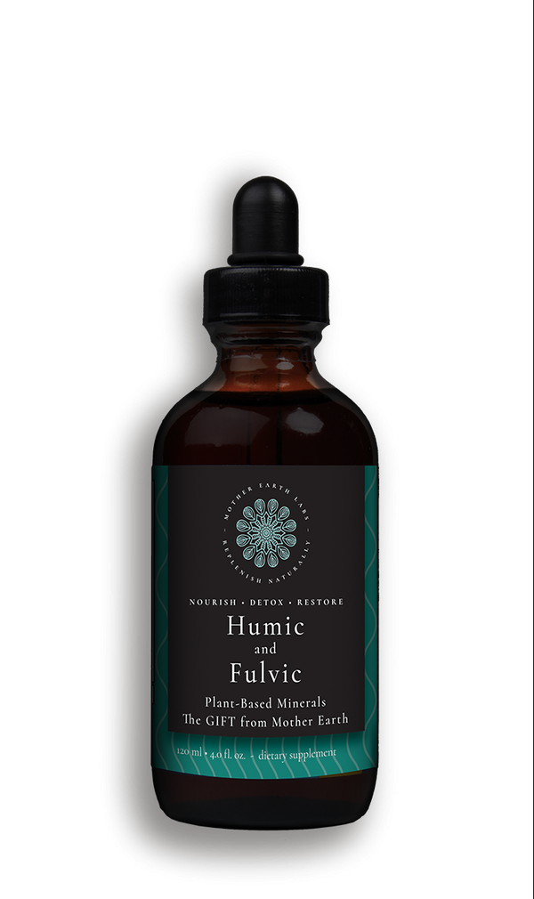 Humic & Fulvic The Gift From Mother Earth