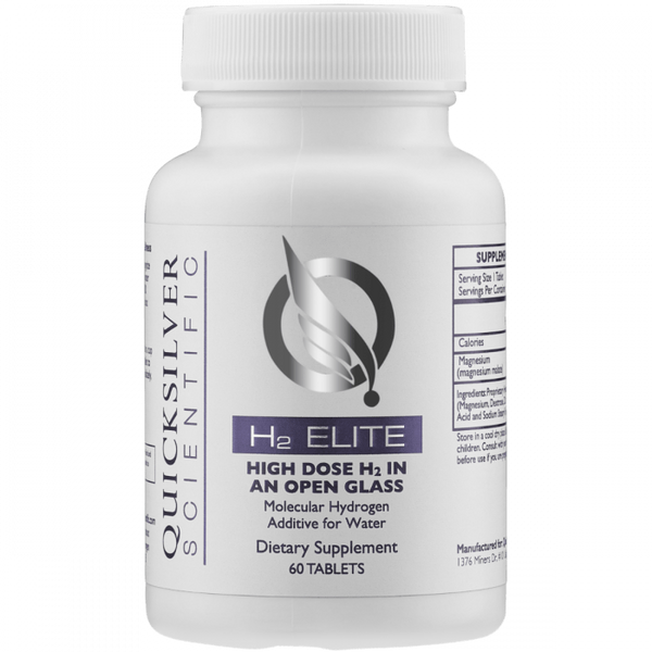 H2 Elite Hydrogen Water Tablet