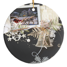 Load image into Gallery viewer, Porcelain Ornaments
