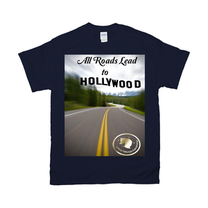 T-Shirts All Roads Lead to Hollywood 2