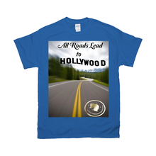 Load image into Gallery viewer, T-Shirts All Roads Lead to Hollywood 2