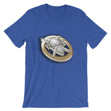 Load image into Gallery viewer, Short-Sleeve Unisex T-Shirt Ym Zachery