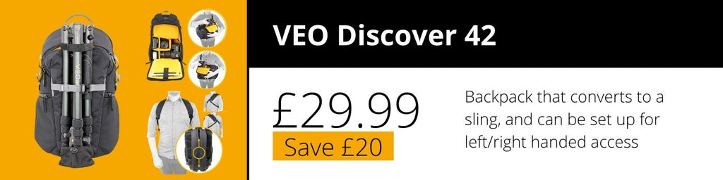 Click here to go to the VEO Discover 42 page in a new window