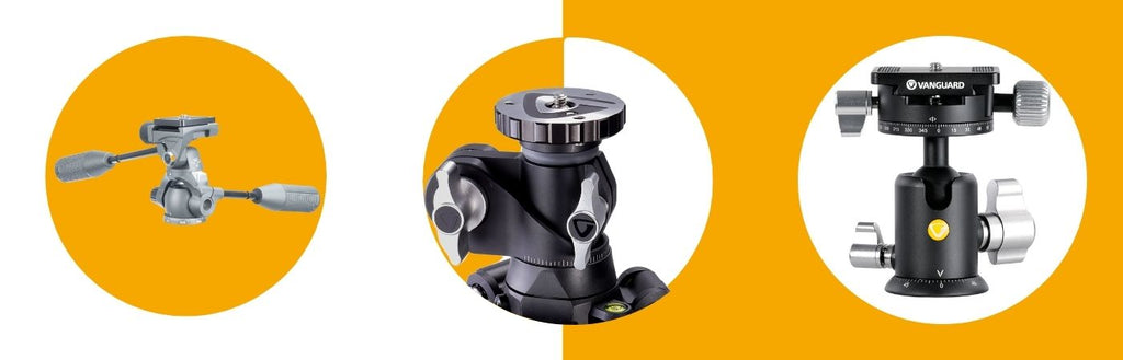 VEO 3T+ includes a range of innovative heads