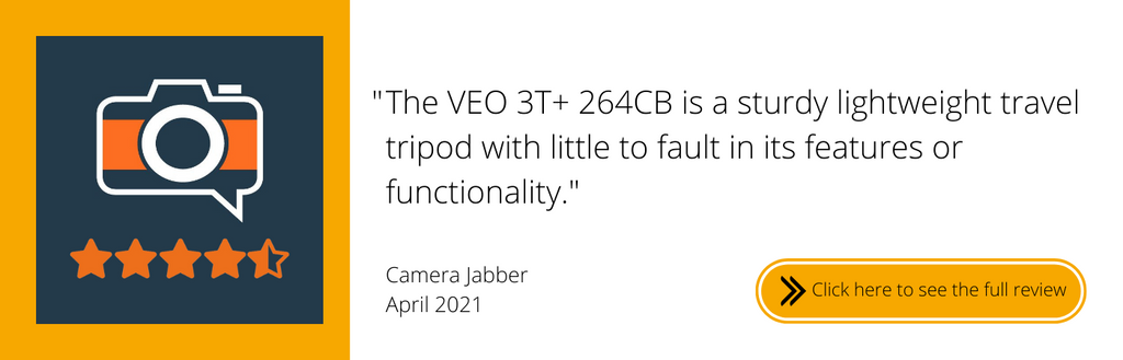 See the review of the VEO 3T+ by Camera Jabber