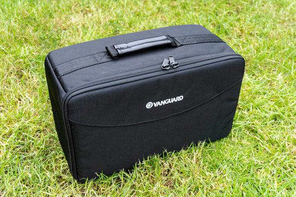 Divider bag from the Vanguard Supreme 37D can be removed