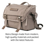 VEO RANGE 32M BG Shoulder Bag - Stone