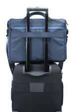 VEO RANGE 38 NV Shoulder Bag with Internal Travel Tripod Compartment (to 41cm folded) - Blue