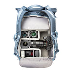 VEO Flex 47M Larger Roll-top Backpack for Mirrorless - Blue