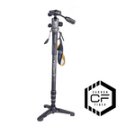 VEO 2S CM-264TBP Carbon Monopod with Tri-Feet and Ball/Pan Head