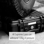 SUPREME 46D Ultra-Tough Waterproof Case (Removable Divider Bag)