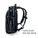 VEO Select 37BRM BK - Slim Backpack - Black