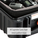 SUPREME 37D Ultra-Tough Waterproof Case (Removable Divider Bag)