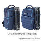 VEO Range T 37M NV - Small Tactical Backpack - Blue
