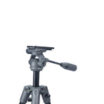 VEO 2 PRO 233AO ALUMINIUM TRIPOD WITH 2-WAY PAN HEAD - IDEAL FOR SPOTTING SCOPES