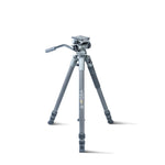 VEO 2 PRO 263CV CARBON TRIPOD WITH 2-WAY VIDEO PAN HEAD