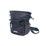 VEO Flex 18M Small Roll Top Shoulder Bag - Black