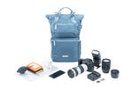 VEO Flex 43M Roll-top Backpack for Mirrorless - Blue