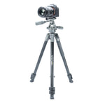 VEO 2 PRO 263APV ALUMINIUM TRIPOD WITH ULTRA FLEXIBLE 3-WAY PAN HEAD
