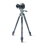 VEO 2 PRO 263AO ALUMINIUM TRIPOD WITH 2-WAY PAN HEAD - IDEAL FOR LARGER SPOTTING SCOPES