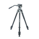 VEO 2 PRO 233AV ALUMINIUM TRIPOD WITH 2-WAY VIDEO PAN HEAD