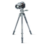 VEO 2 PRO 233CO CARBON TRIPOD WITH 2 WAY PAN HEAD - IDEAL FOR SPOTTING SCOPES