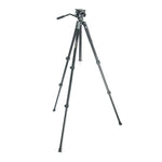 VEO 2 PRO 263AV ALUMINIUM TRIPOD WITH 2-WAY VIDEO PAN HEAD