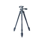 VEO 2 PRO 203AO ALUMINIUM TRIPOD WITH 2-WAY PAN HEAD - IDEAL FOR SMALL SPOTTING SCOPES