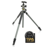 Alta Pro 2+ 263AB 100 Aluminium Tripod with Ball Head and Multi-Angle Central Column