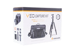 VEO 2GO 235CB Capture Carbon Travel Tripod Kit