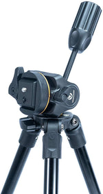 VESTA 203AP Lightweight Aluminium Tripod with 3-way pan-head