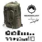 Sedona Wanderlust Camera Backpack