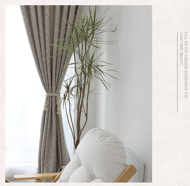 cute grey nursery heat blocking curtains noise cancelling pleated drapes
