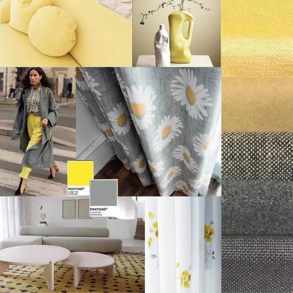 yellow and grey occasions