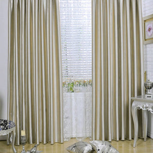 elegant ivory bedroom grommet curtains soundproof custom window drapes for sale