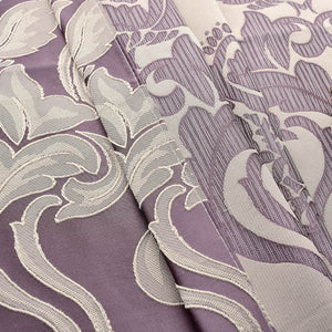 fancy purple kids room divider curtain panels light blocking ceiling drapes