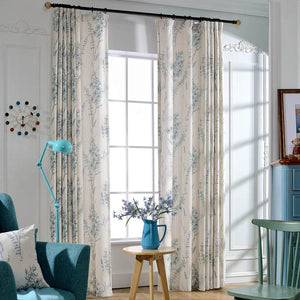 grayish white door curtains room darkening pinch pleat drapes