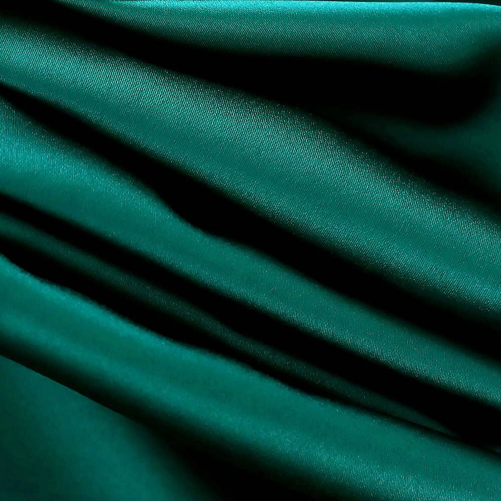 modern emerald green farmhouse curtains textured noise cancelling drapes