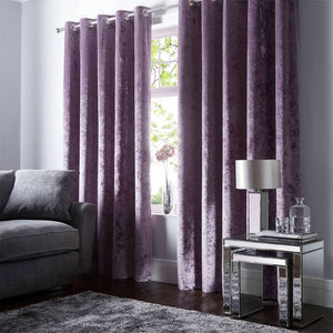 purple drapes living room darkening mauve velvet curtains for sale