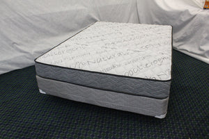 Full Size Classic 01 Mattress/Boxspring Set