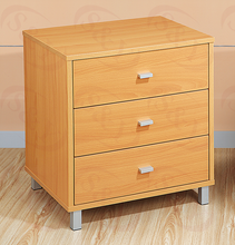 Load image into Gallery viewer, Brighton 3-Drawer Nightstand