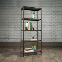 Load image into Gallery viewer, Harvard Tall Bookcase - Walnut