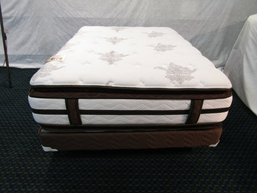 DW Double Sided Pillowtop Extra-Soft Mattress