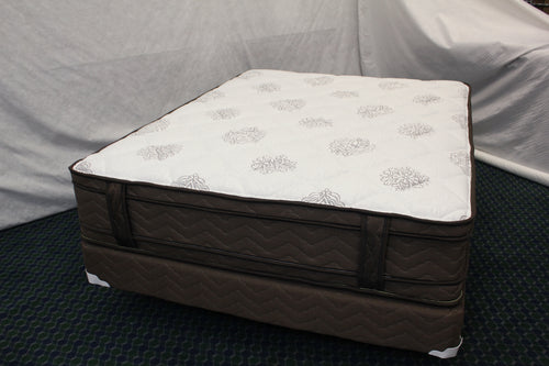 DW Double Sided Pillowtop Extra-Firm Mattress
