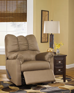 Basics Design Rocker Recliner - Mocha